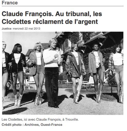 Ouest France le 22 mai 2013