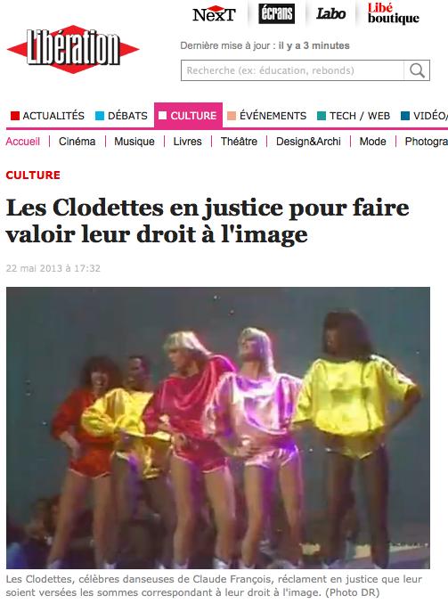 Libération le 22 mai 2013