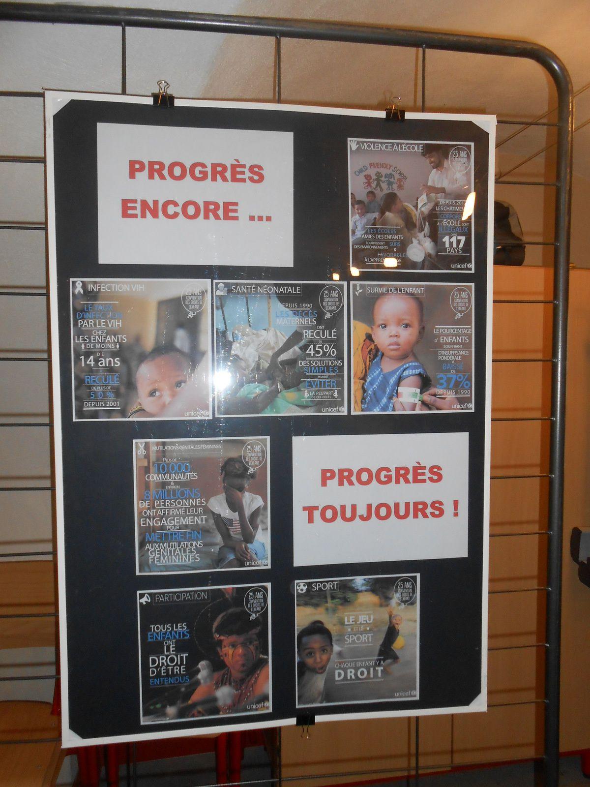 Une expo pour soutenir la cause des enfants
