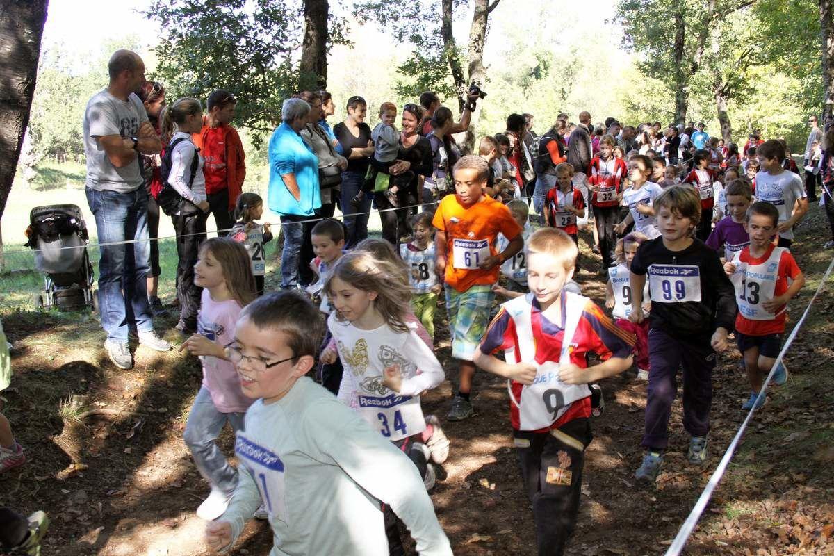 La Volcane rassemble chaque année beaucoup de jeunes sportifs
