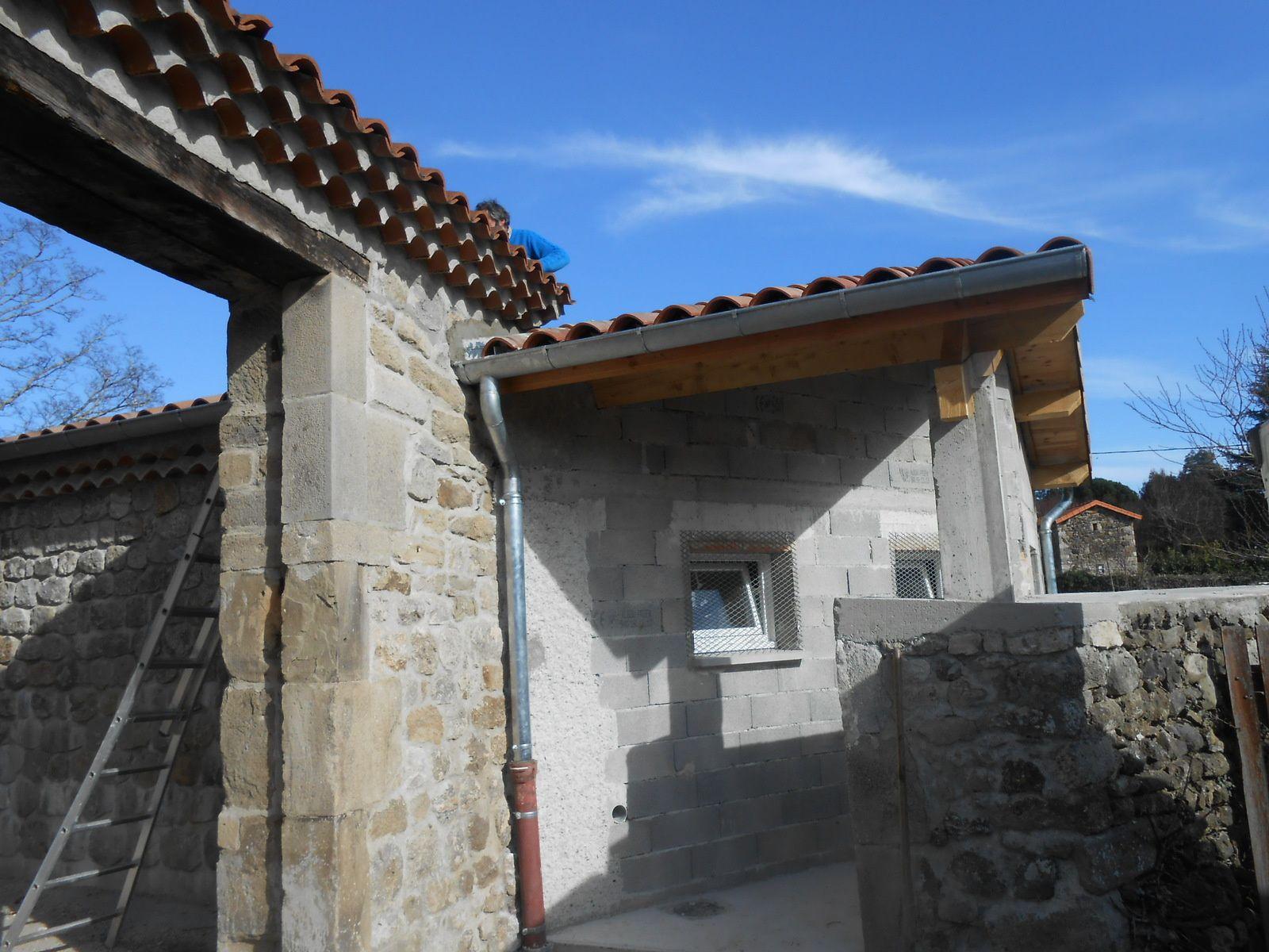 Les autres façades du bâtiment