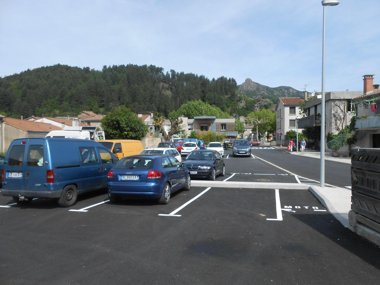 Un parking fonctionnel