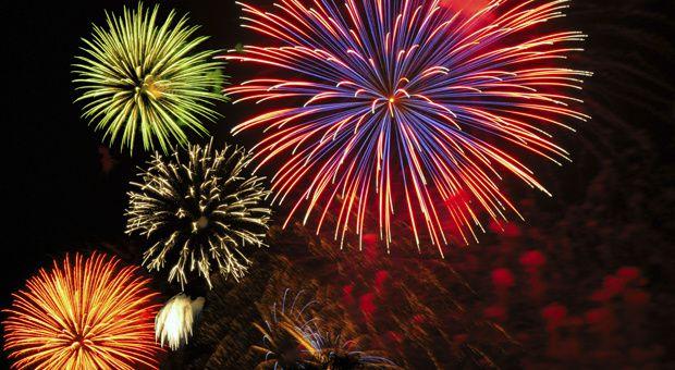 Fête nationale: feux d'artifice ,ce soir