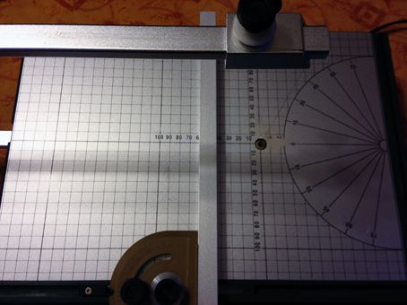 Table à découpe à fil chaud Thermocut de Proxxon