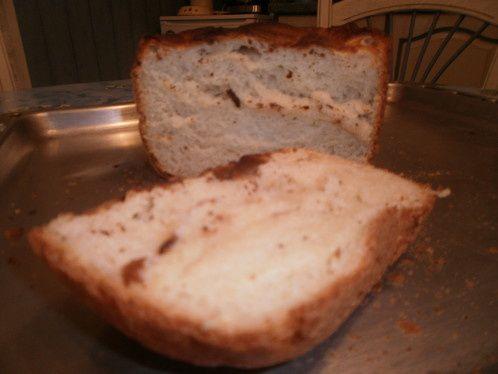 Recette de pain blanc classique