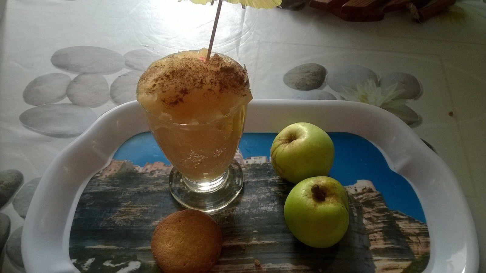 Compote de Pomme du Jardin