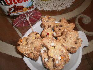 Recette de biscuits aux muesli light