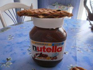 Recette de Croque-Gaufre au Nutella