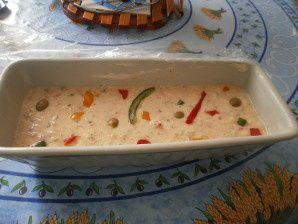 Recette de cake au thon et aux olives