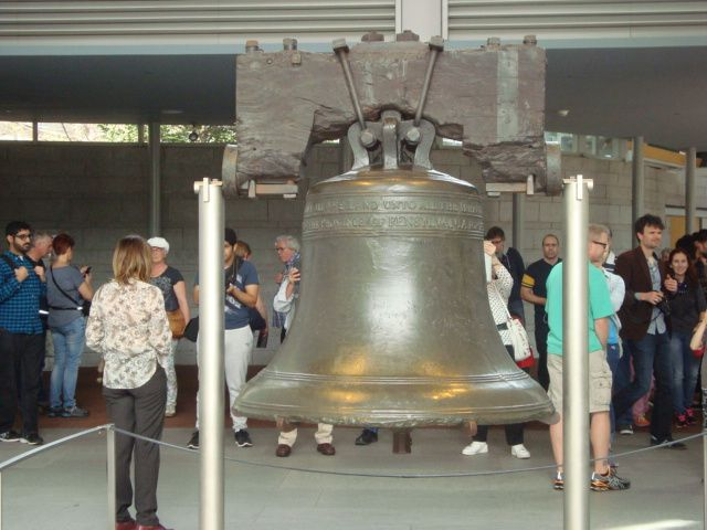 La Liberty Bell, photos J.D. 22 avril 2016