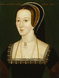 Anne Boleyn et Catherine Howard, images du net