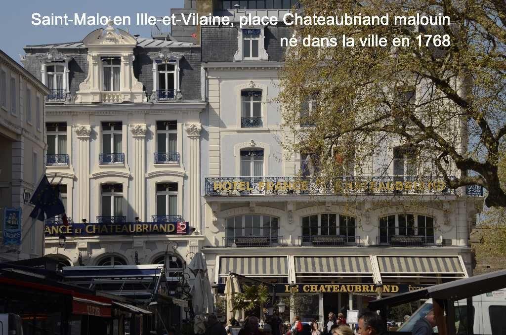 Bretagne par la Loire du 12 au 24 avril 2015