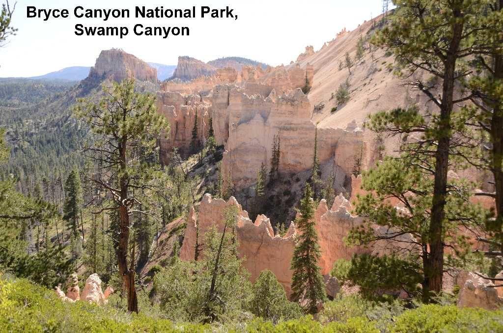 Bryce Canyon, vue panoramique