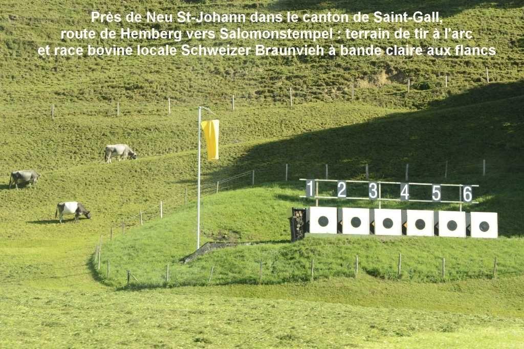 0000w-Suisse à Neu St. Johann, canton de Saint-Gall du 21 au 25 septembre 2016