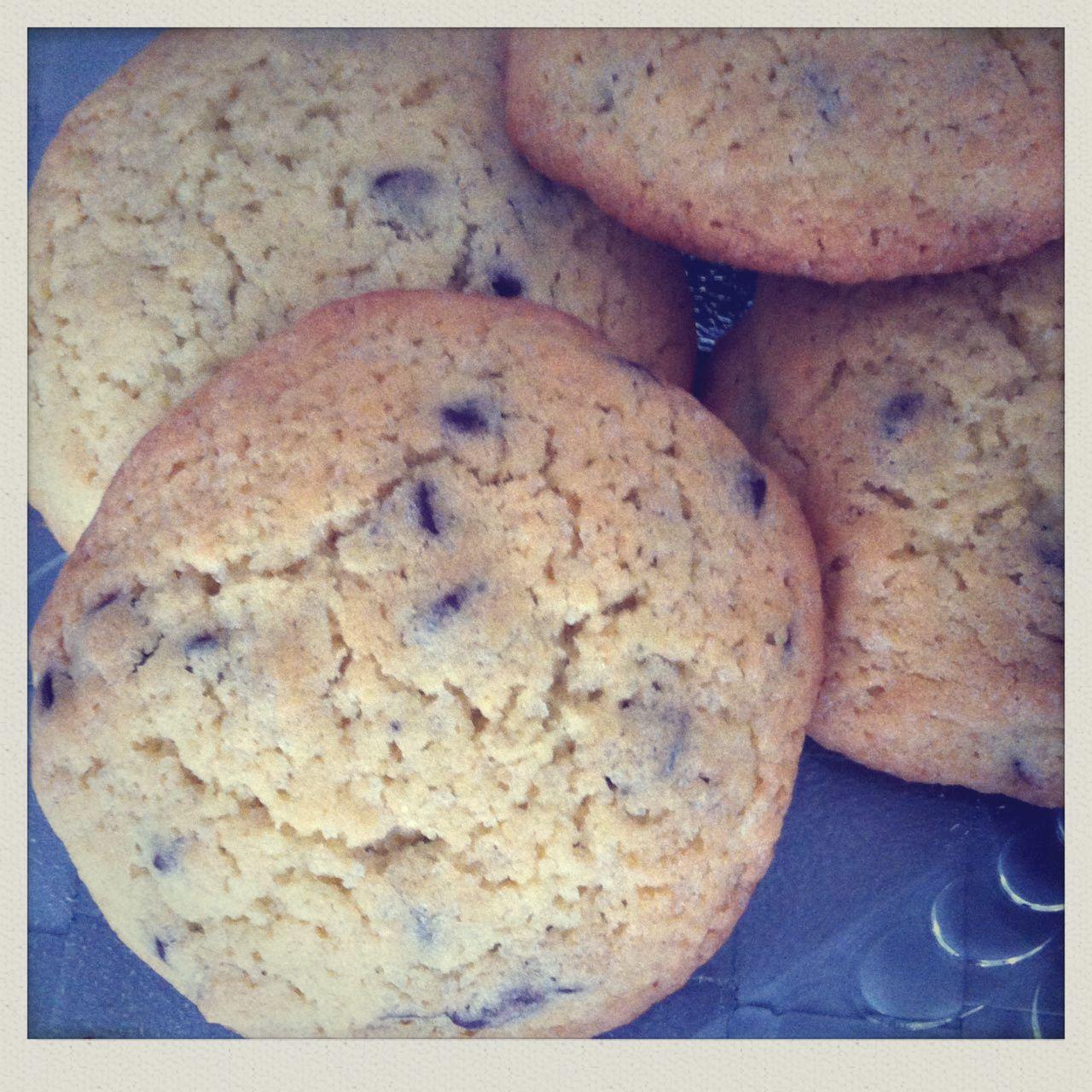 Cookies moelleux façon Subway