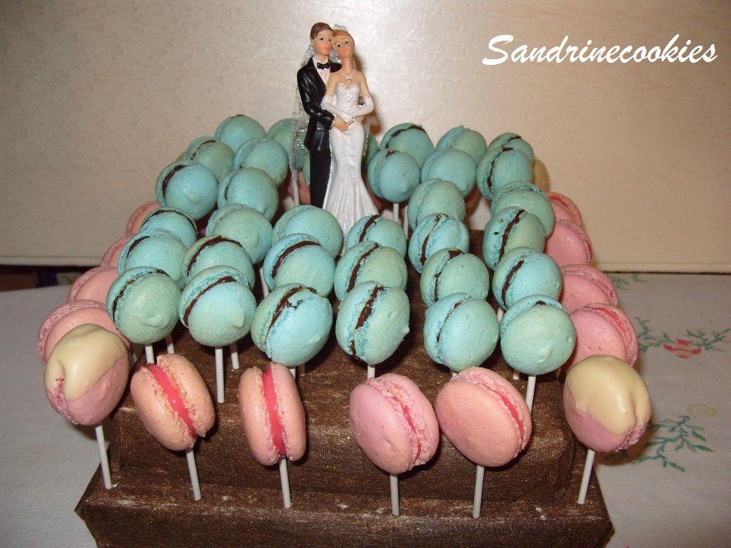 Pièces montées de macarons