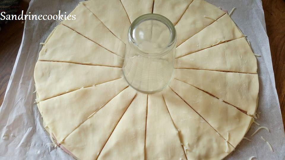 La tarte Soleil (à faire en version salée ou sucrée)