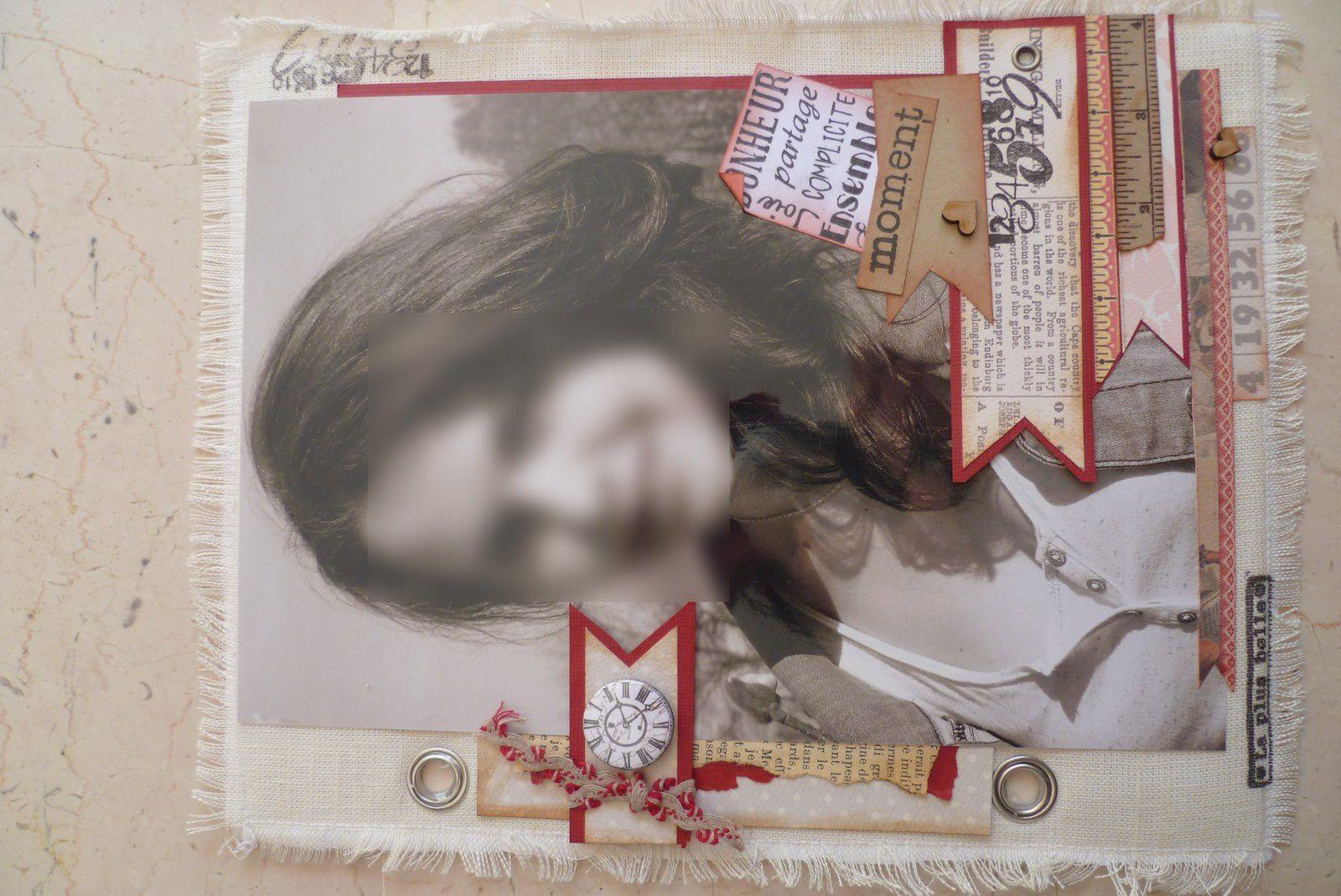 Michèle continue son album shabby