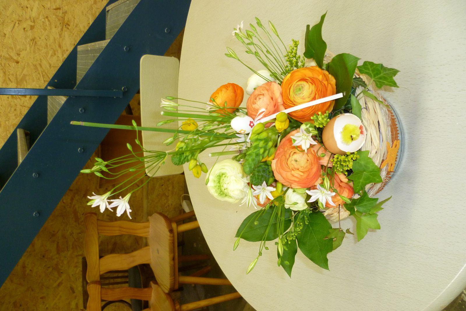 Formidable atelier Art Floral