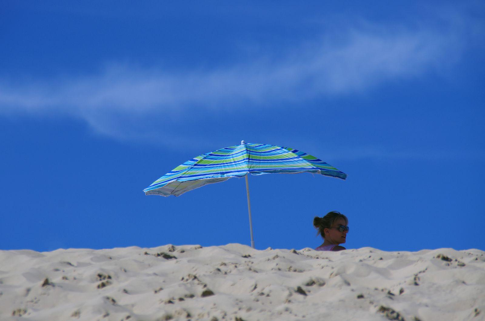 Pentax K-5 +Tamron 18-200 mm - 200 mm- ISO 100 - 1/640 s - f/9 - priorité à l'ouverture - La dune du Pilat