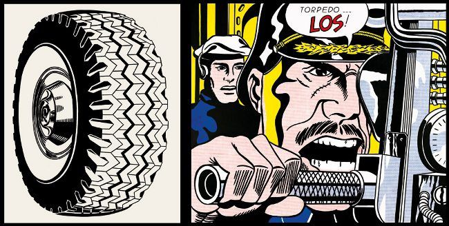 Roy Lichtenstein au delà du pop-art