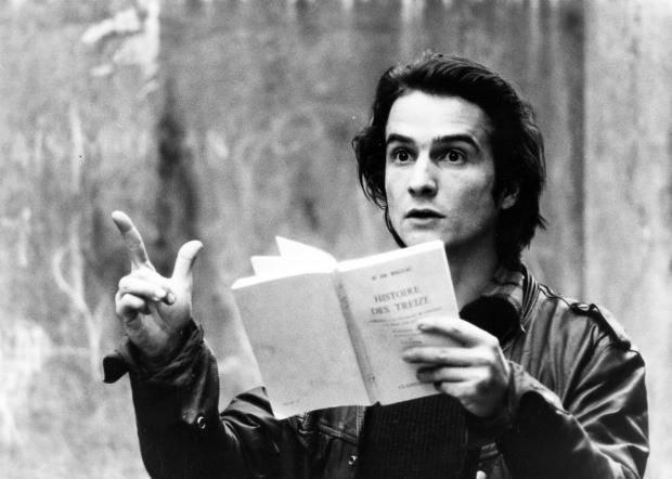 Jean-Pierre Léaud dans Out1