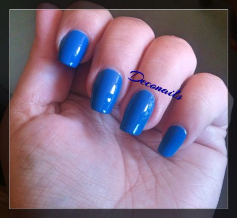 OPI He blue it this Time