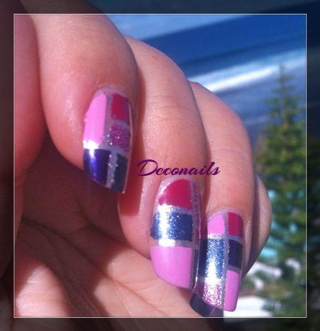 Mosaïque nails