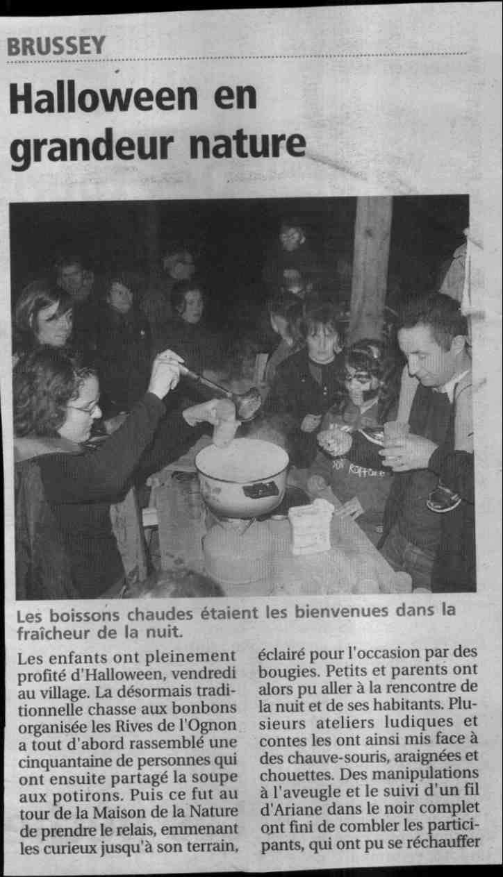 Source : La Presse de Gray du 6 Nov 2014