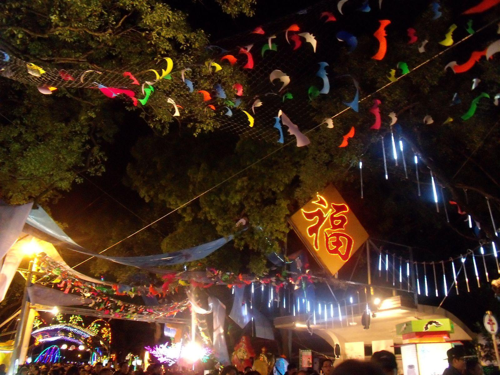 Festival des lanterne 2014
