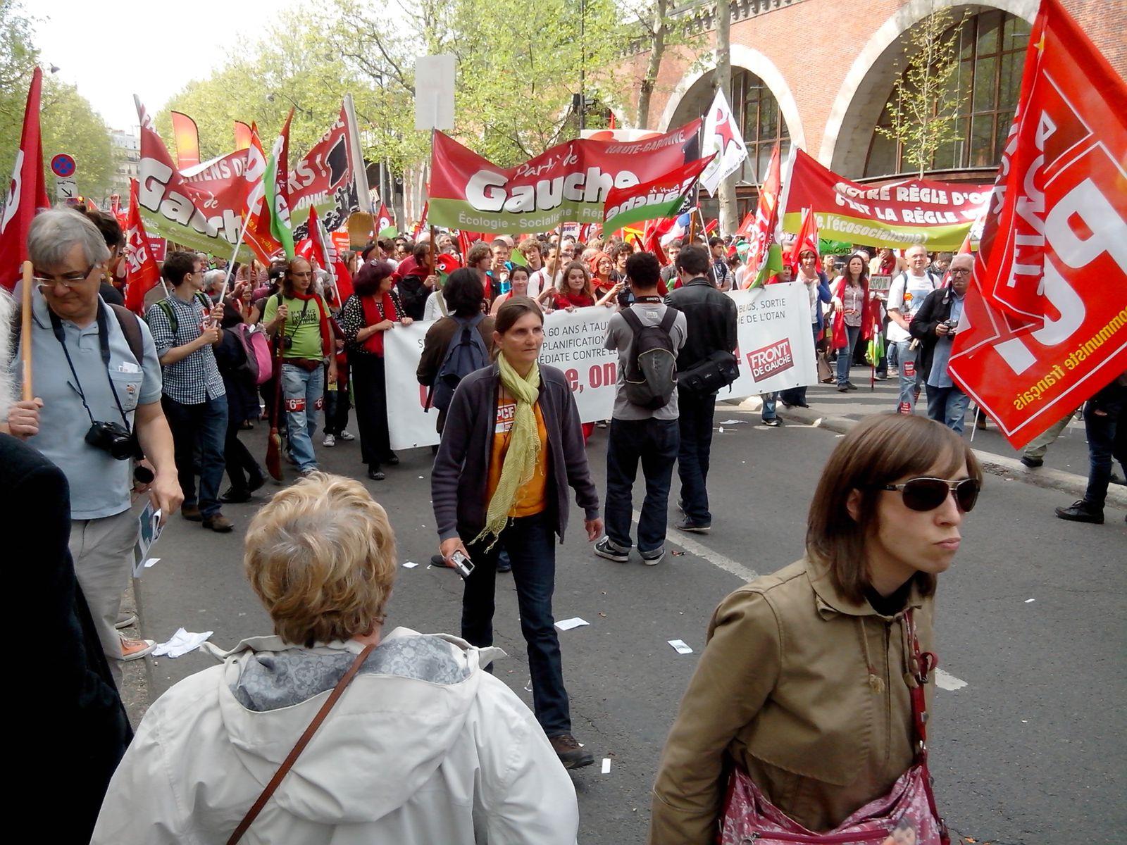 La Révolution citoyenne en marche vers la Nation