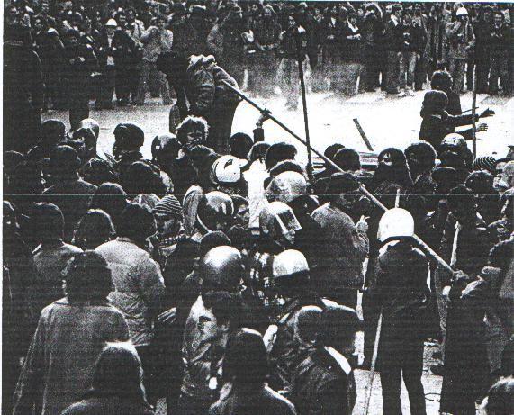 Jouissance émeutière et révolte érotique