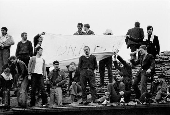 Les luttes des prisonniers dans les années 1970