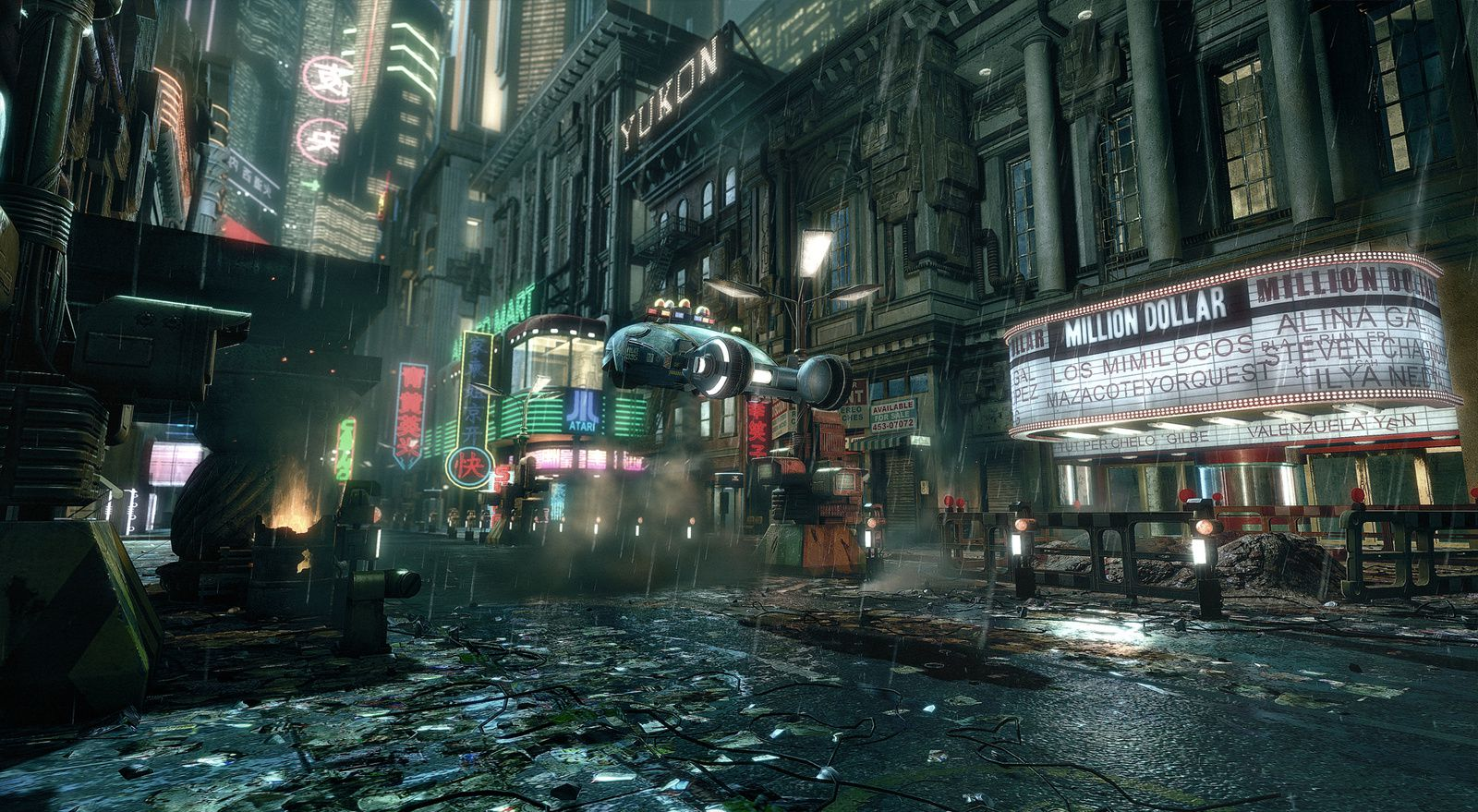 Le cyberpunk : science fiction et critique sociale