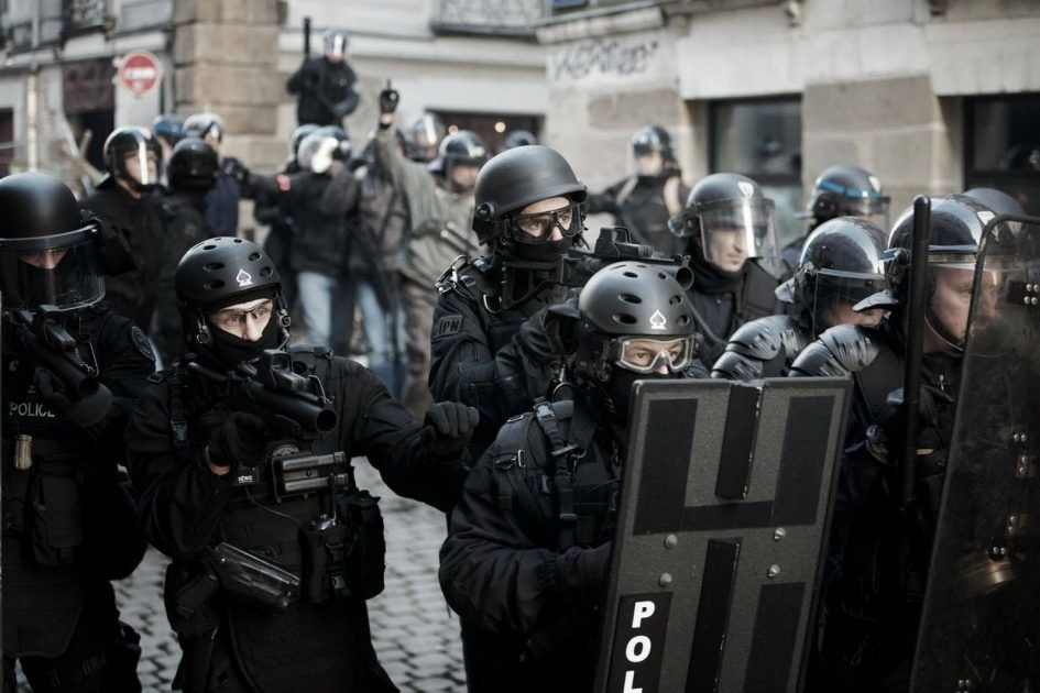 Police et violences d'Etat