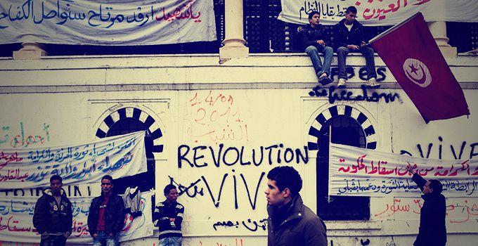 Les révolutions arabes depuis 2011