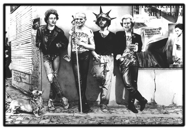 Le punk anarchiste de Crass