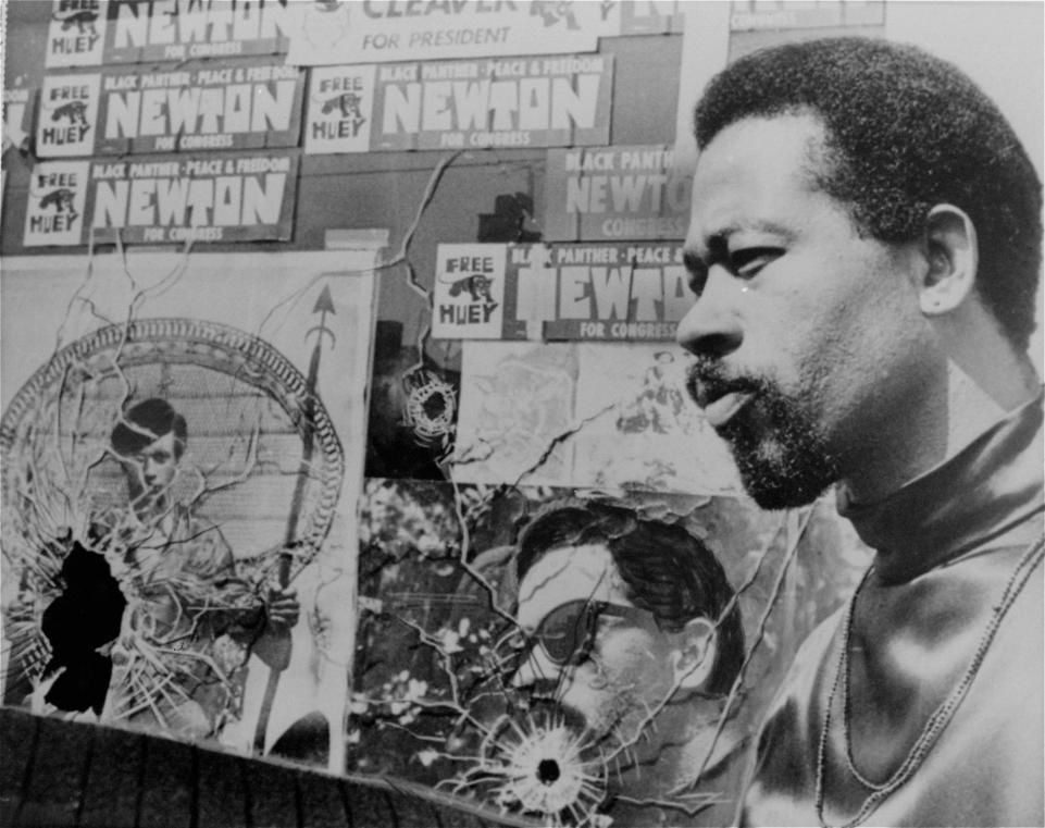 Eldridge Cleaver et les Black Panthers