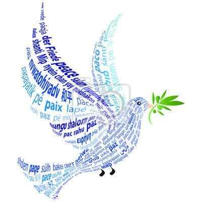 Aujourd'hui c'est la journée mondiale de la paix, alors je vais vous la foutre !