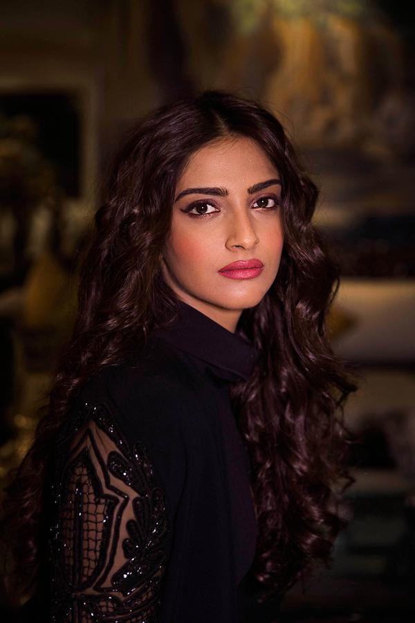 Sonam Kapoor actrice Bollywood et mannequin