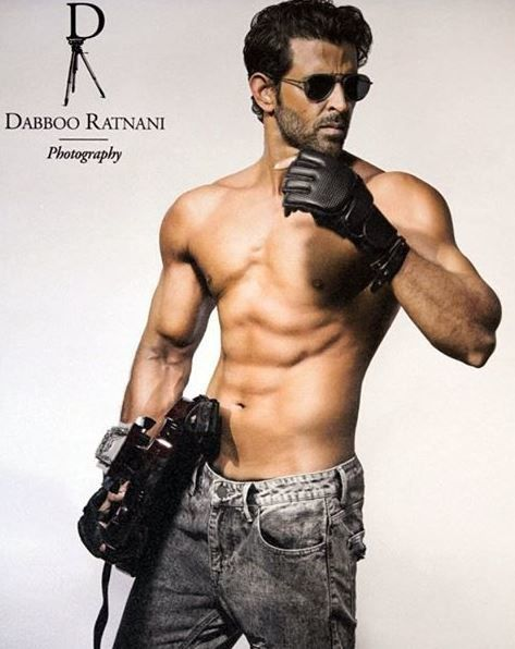 DABOO RATNANI :le calendrier 2017 des stars indiennes de Bollywood