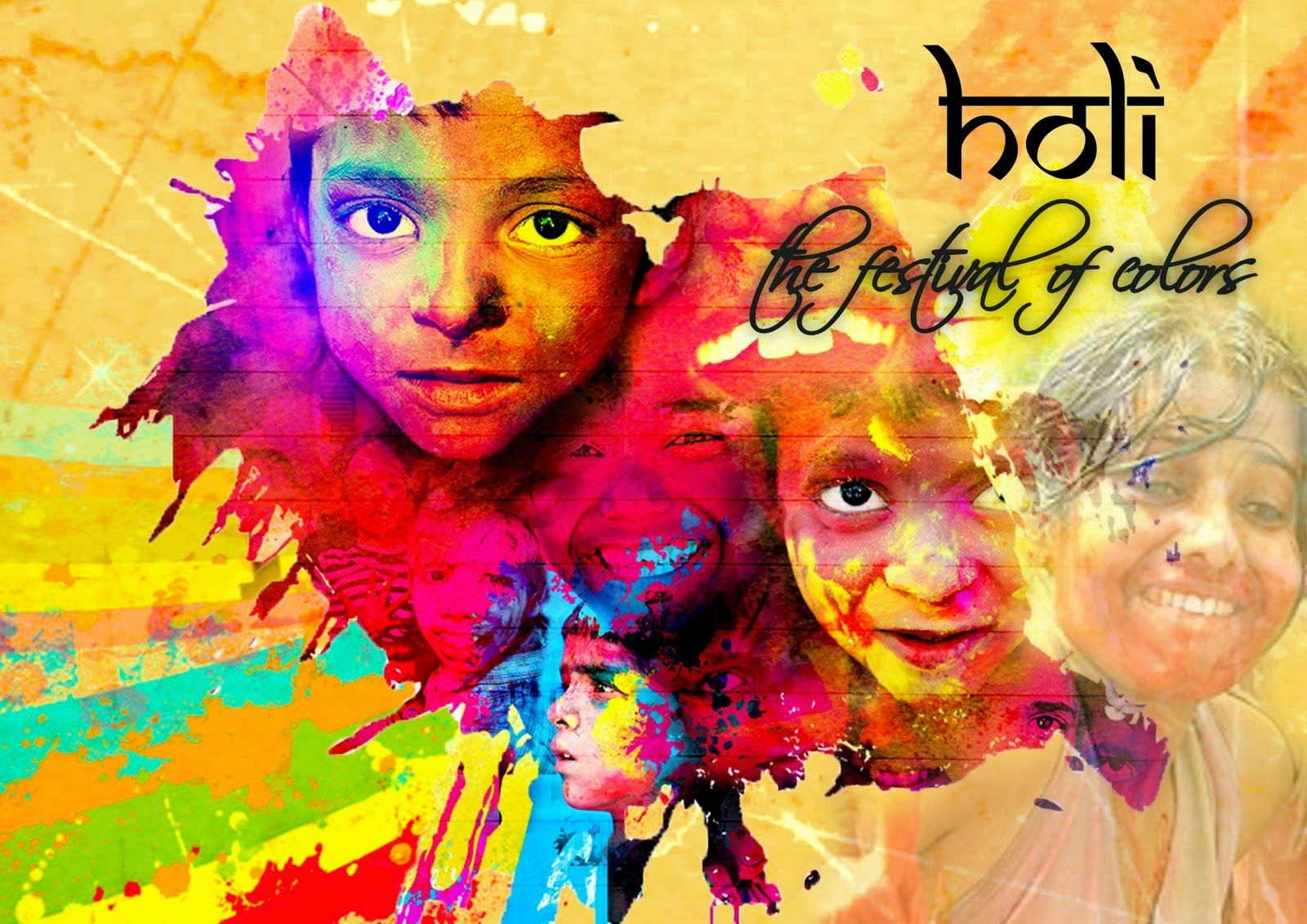 HAPPY HOLI 2017 !!!