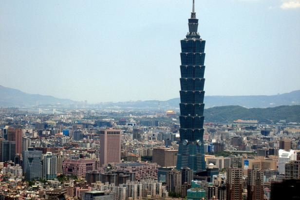 Taipei City, Taiwan. (Photo: daymin / flickr-cc)