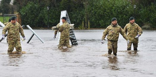 UK Floods: Is it Time to Reconsider Environmental Security?