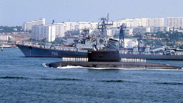 Ukraine: Moscou doit protéger la Flotte russe de la mer Noire (Jirinovski)