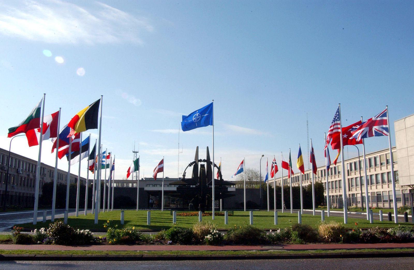 Siège de l'OTAN à Bruxelles