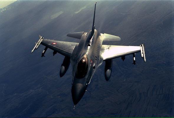 Un MiG-23 syrien abattu par la chasse turque