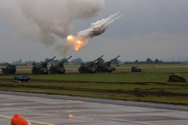 OTAN : des nouvelles bases en Europe de l'Est?