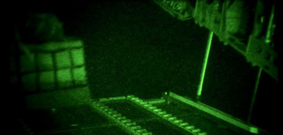 L'armée de l'air a parachuté de l'aide humanitaire dans le nord de l'Irak