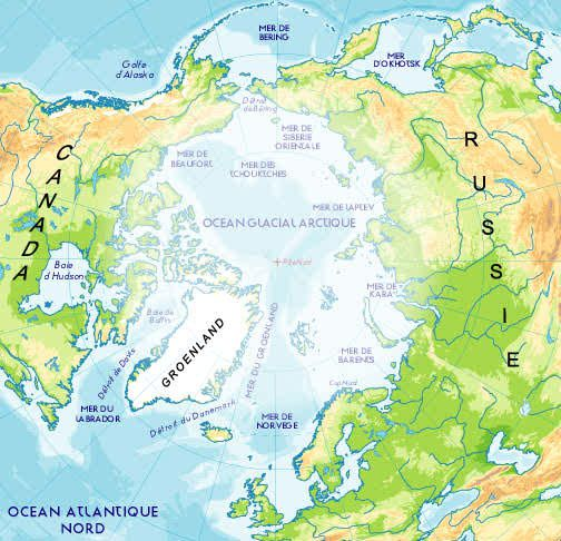 Moscow takes first steps to securing control of Russia's Arctic zone